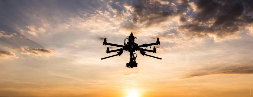 Commercial and Personal Drone Use in America