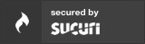 Secured by Sucuri